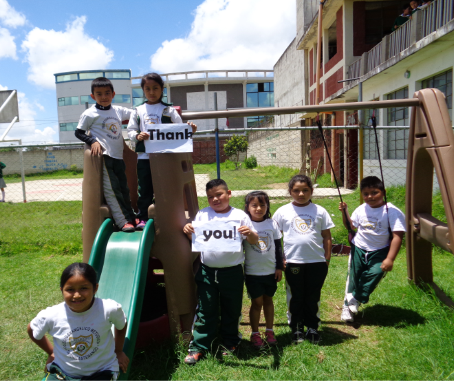 Playground at Chichicastenango School