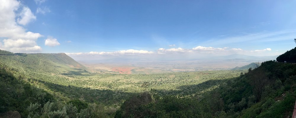 The glorious Rift Valley