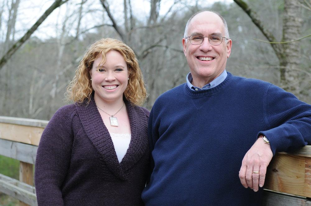 Ashley Alderman and Dr. Lane Alderman in 2012