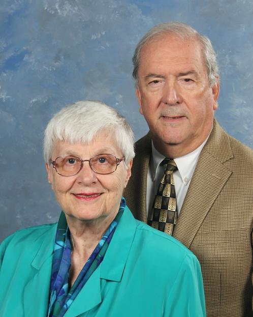 Gail and Paul Clarke