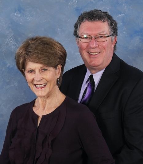 Linda and Bruce Graham