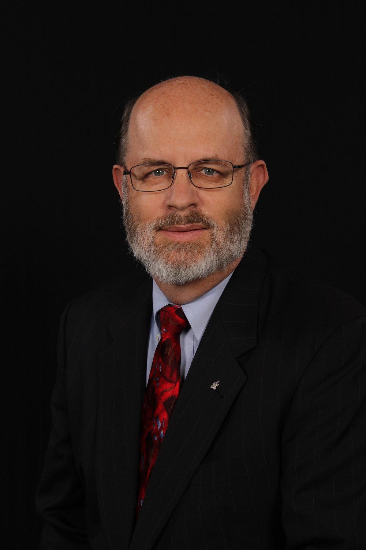 Dr. Bill Nisbet, Assistant Pastor, Congregational Care