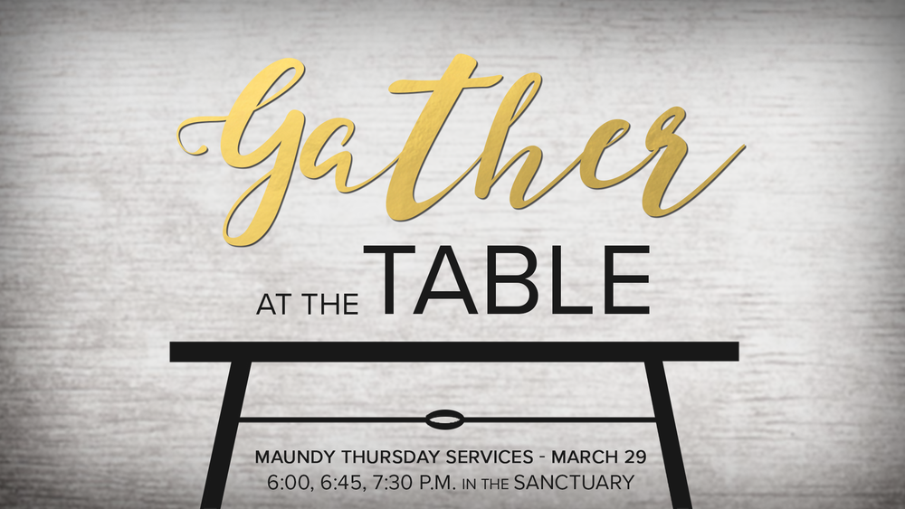 Maundy Thursday - Thursday, March 29, 2018 Final.png