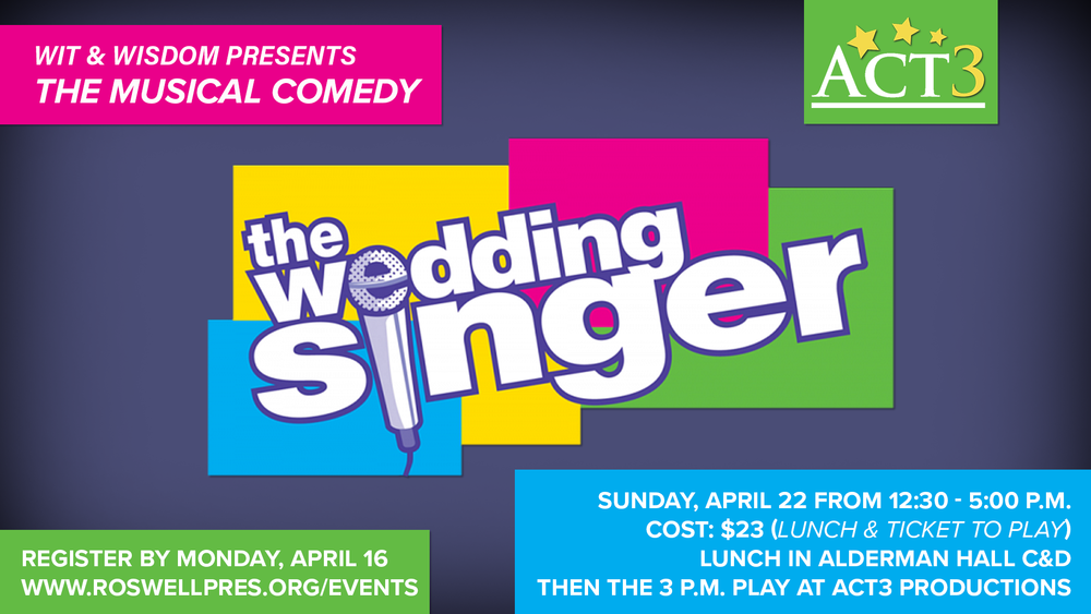 W&W The Wedding Singer April Event 2018.png