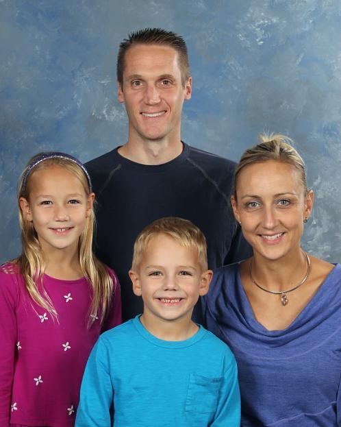 Sears family - Craig, Renata, Lillian, and Oliver (in 2015)
