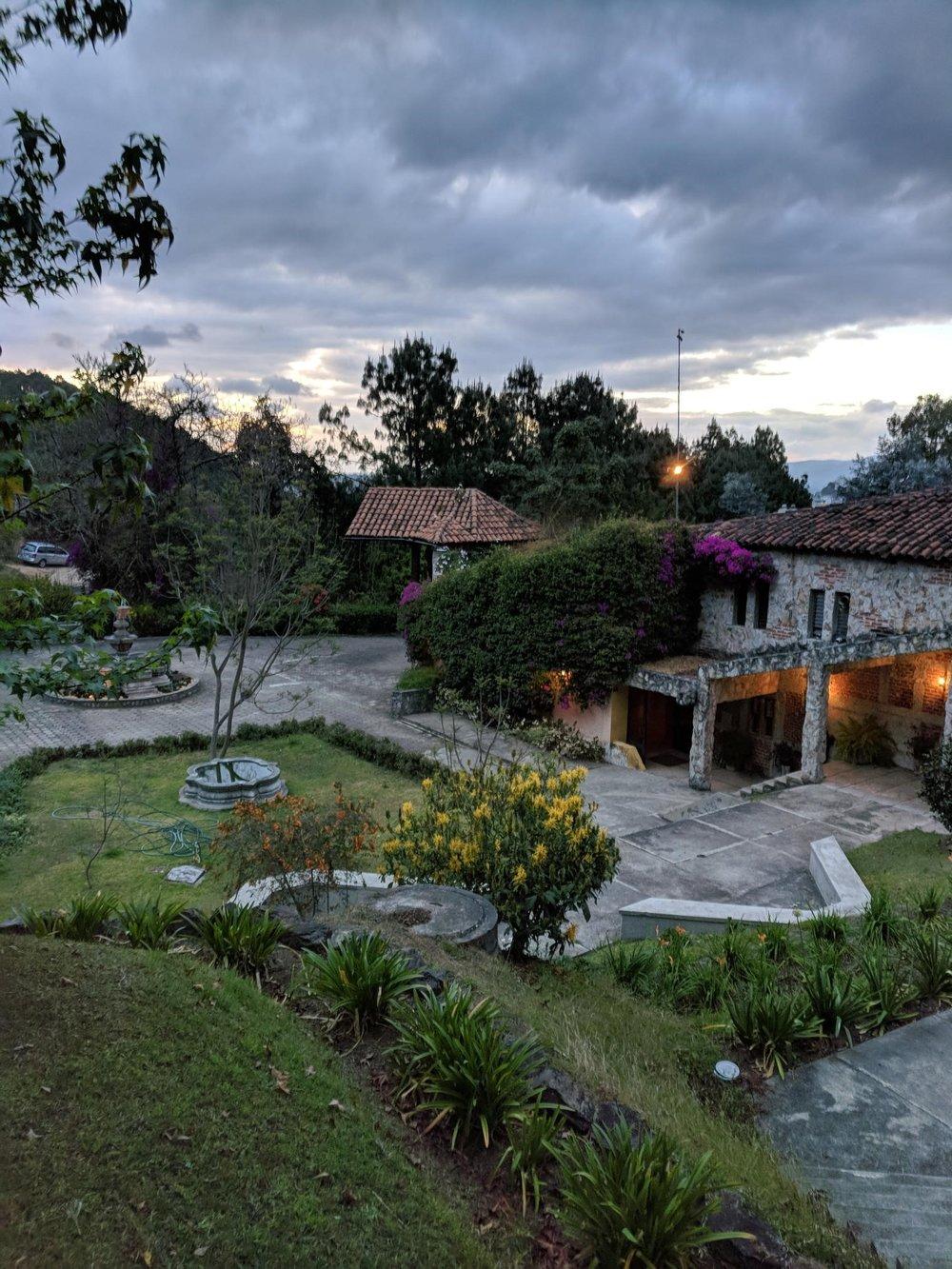 Casa del Rey hotel in Chichicastenango, Guatemala