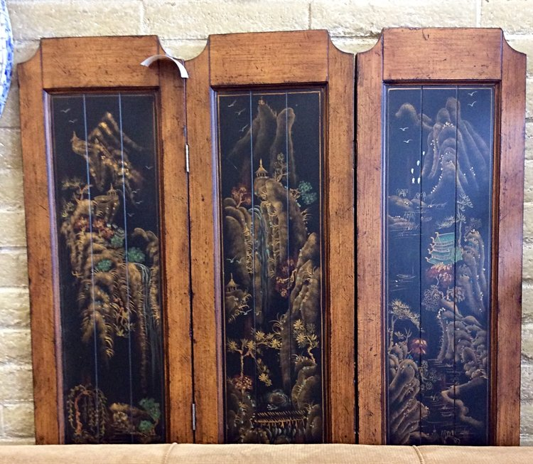 Asian Style Room Divider Finders Keepers