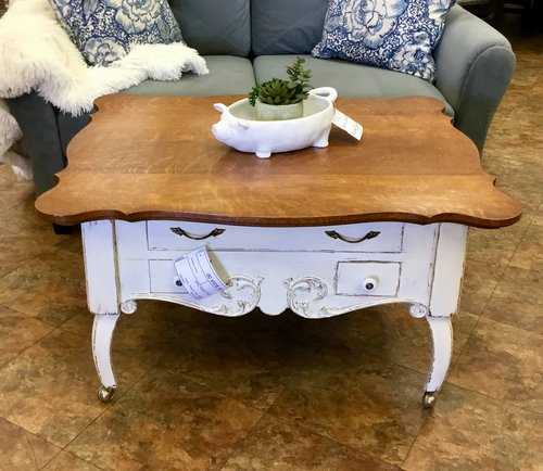 Shabby Chic Coffee Table Finders Keepers