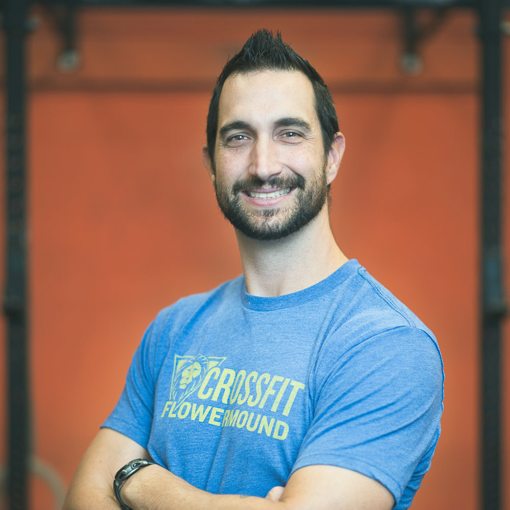 DAVID NICHOLS - CF Level 2, USAW, CrossFit Kids, CF Football