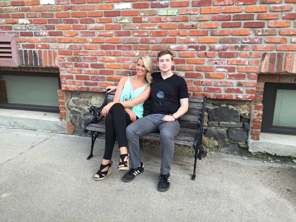 Models: Kayla Van Wieand Eric Martens