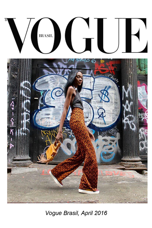 Vogue Brasil _ Nomadic Collector