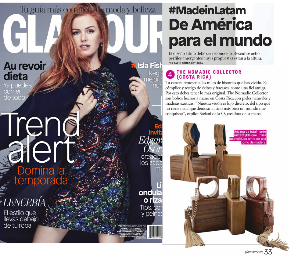 Glamour _ Made in LATAM _ Nomadic Collector