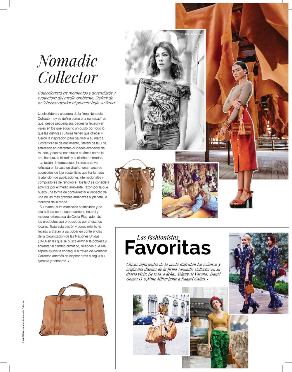Traffic Magazine _ Nomadic Collector