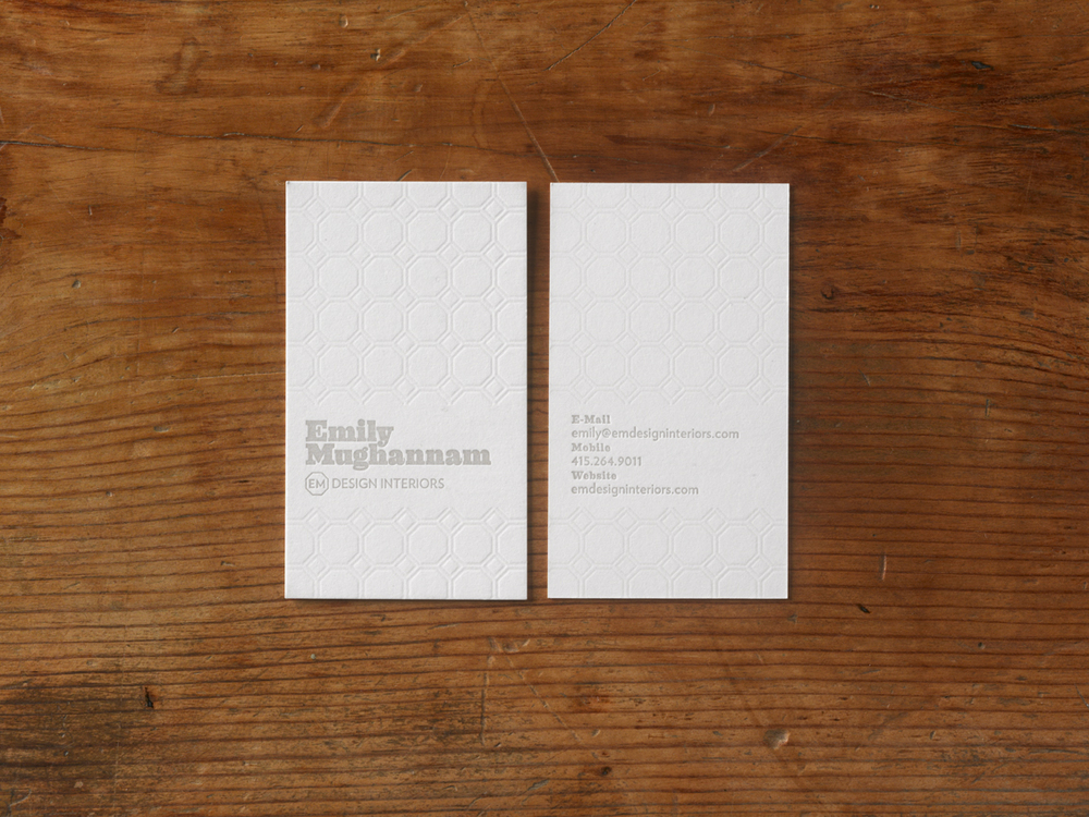 Emily Mughannam Stationary