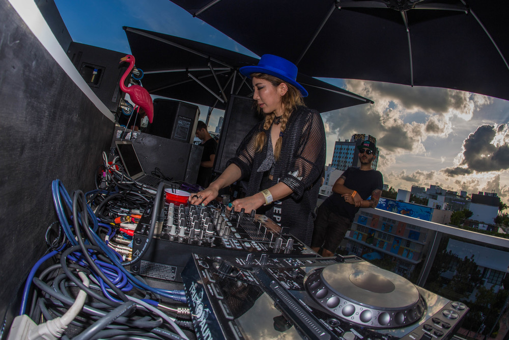 Tokimonsta at the Smirnoff Sound Collective Miami Day 4 Party.jpg