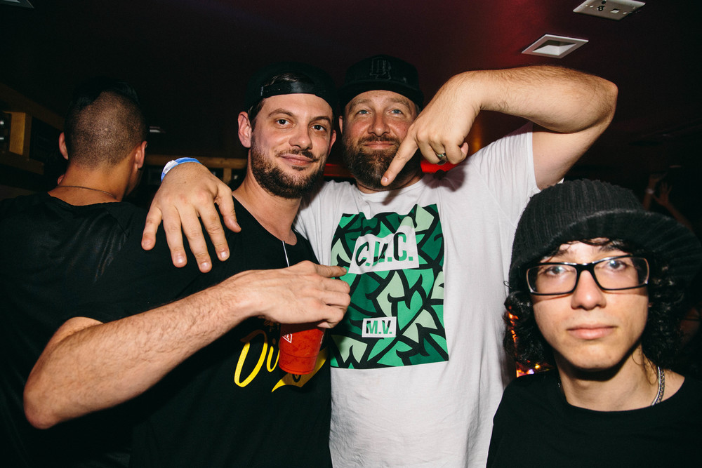 Sacha Robotti and Claude VonStroke at the Smirnoff Sound Collective Miami Night 4 Party.jpg