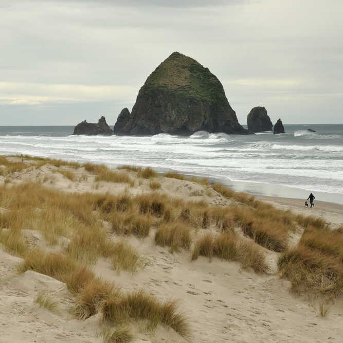 Cannon Beach, Mar 2011