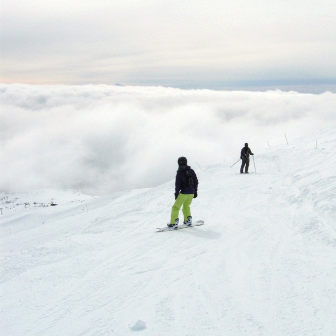 Mt. Hood Meadows, Feb 2012