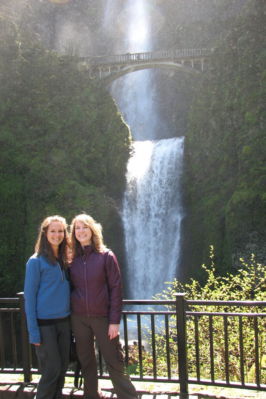 Multnomah Falls 2011