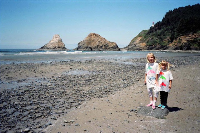 Cannon Beach 1991