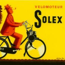 solex burgundy