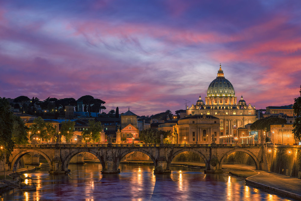 Ken-Kaminesky-Italy-Vatican-Sunset-v2.jpg