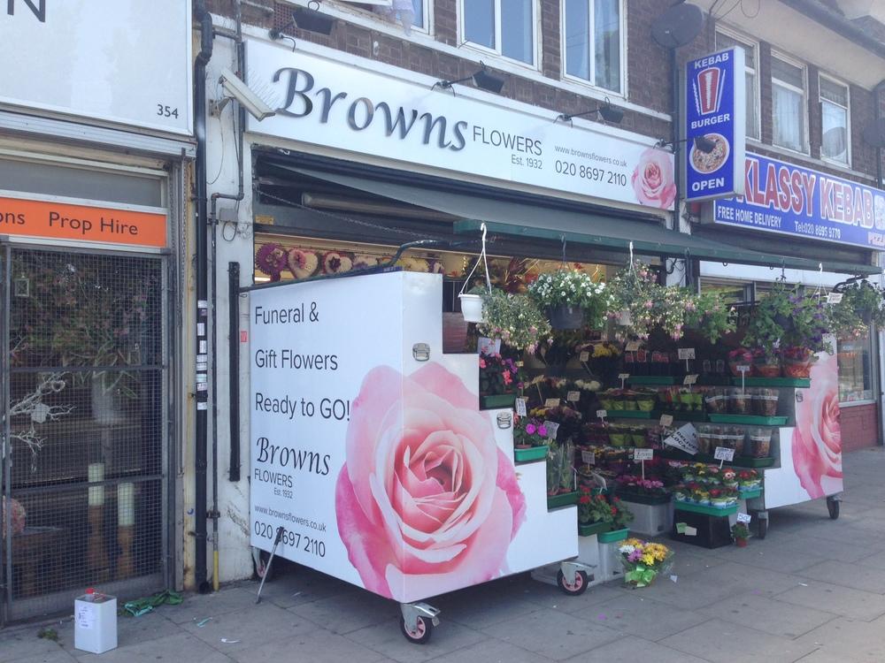 Browns Flowers