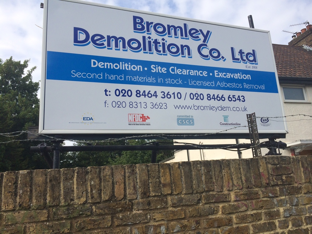 Bromley Demolition
