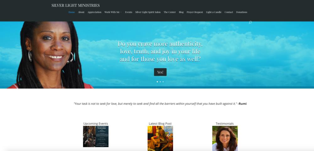 www.silverlightministries.com