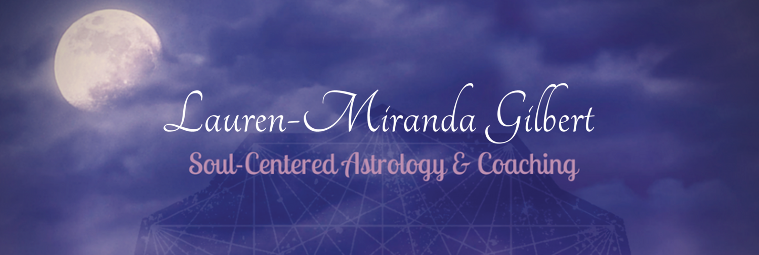 Lauren-Miranda, MA: Coaching and Astrology for Your Evolving Soul