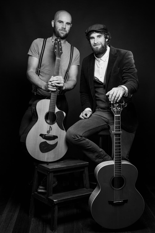 The Shady Folk - Stephen James and Brendan Guitar Maher