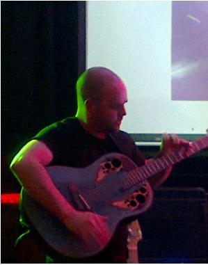 Brendan Guitar Maher rockin out.jpg