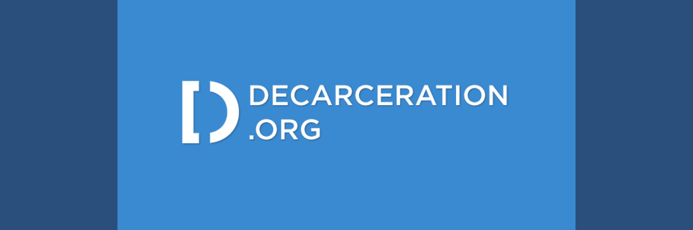 Decarceration.org | Logo and Website