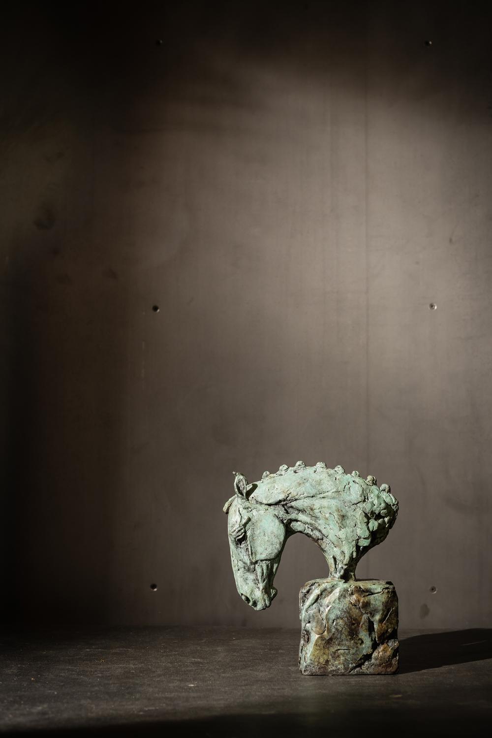Elegant Repose  l  Bronze  l  12x9x4  l  $2,000