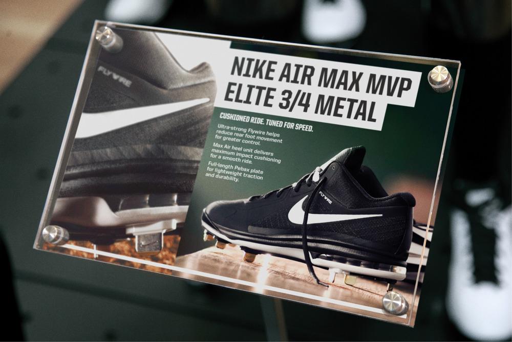 nike innovation nike baseball metal sale