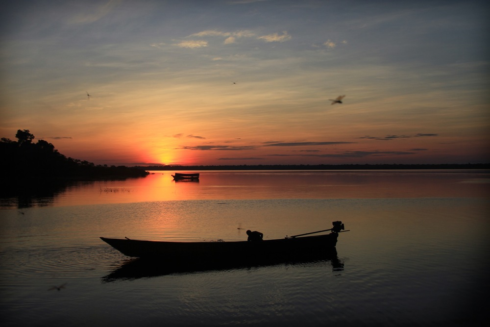 Amazon, Brazil