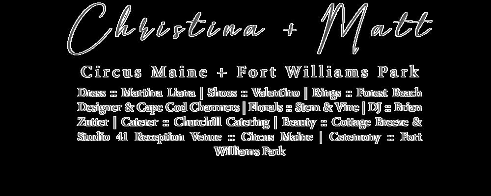 W Gallery Title christina + Matt.png