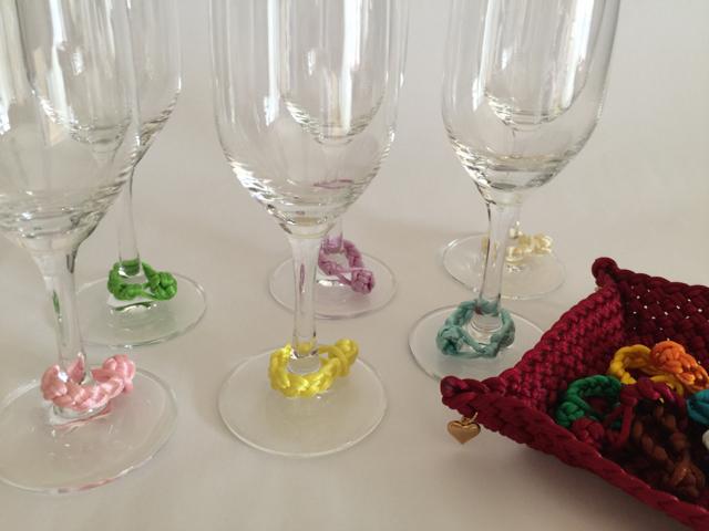 Glass Charms