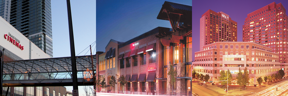 The Bellevue Collection - Branding a retail destination