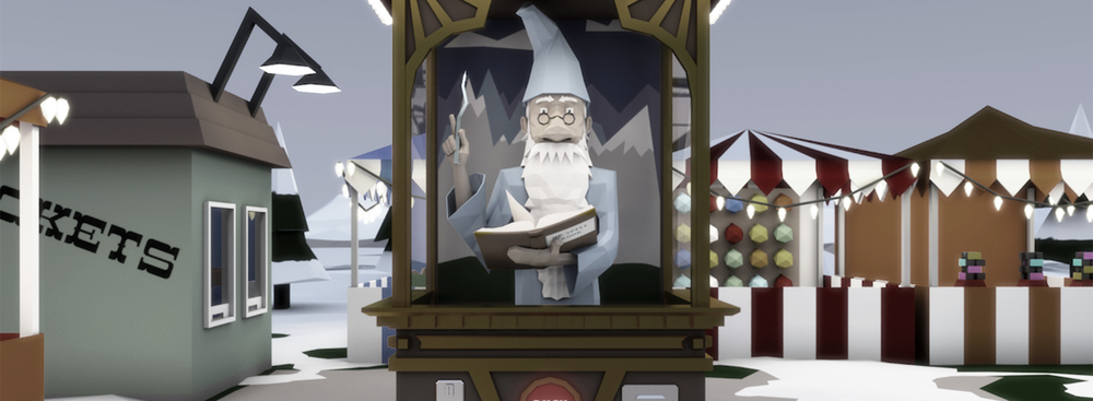 HP - Winter Carnival