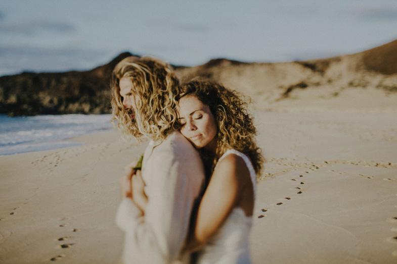 Boda en Tarifa fotografo playa
