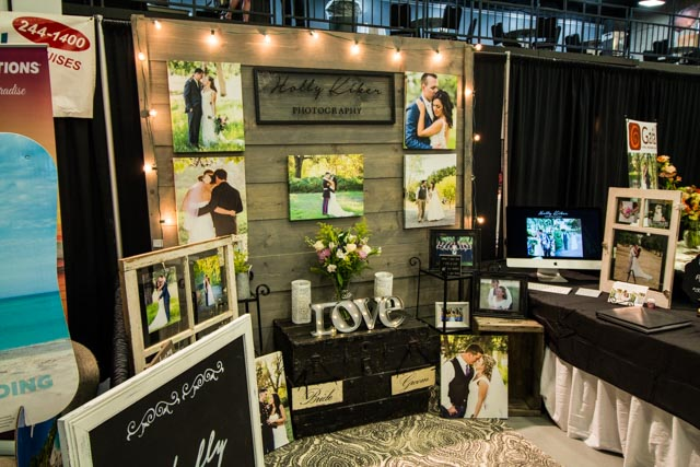 Wedding Photographers • Redding Bridal Show