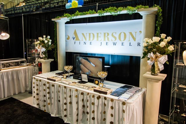 Redding Bridal Show Wedding Rings