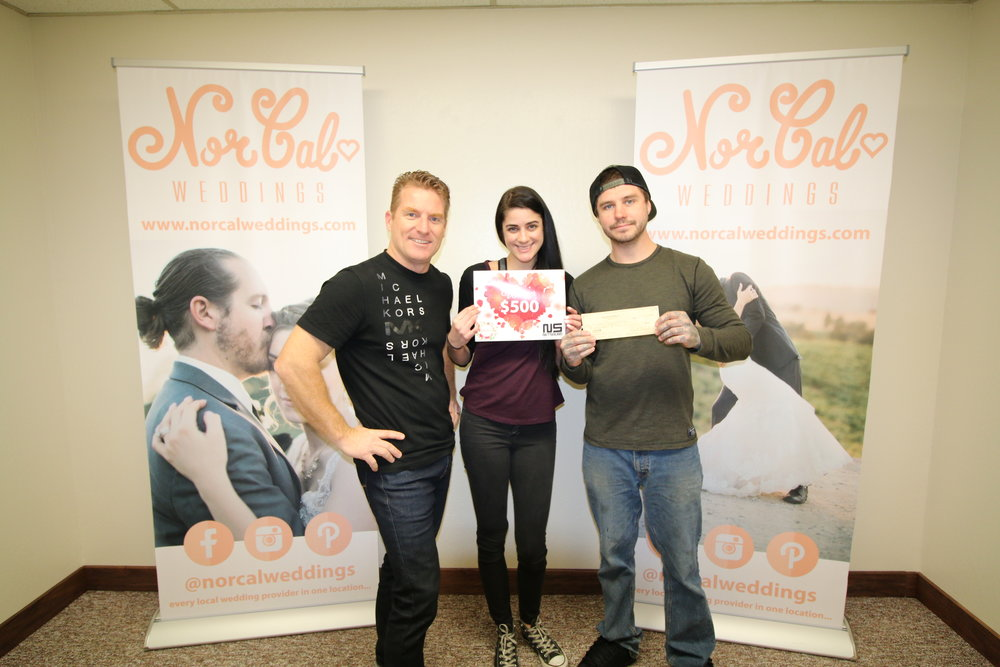 Redding Bridal Show Netsound Pre-Registration Winners.jpg