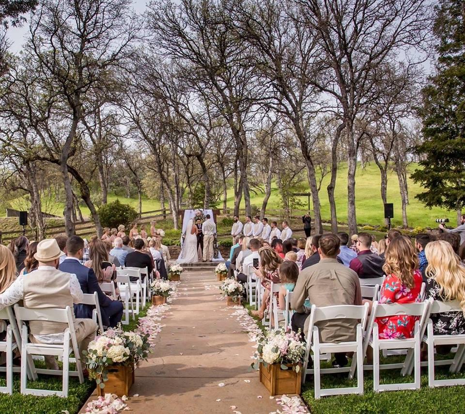 Redding Bridal Show | TBS Ranch
