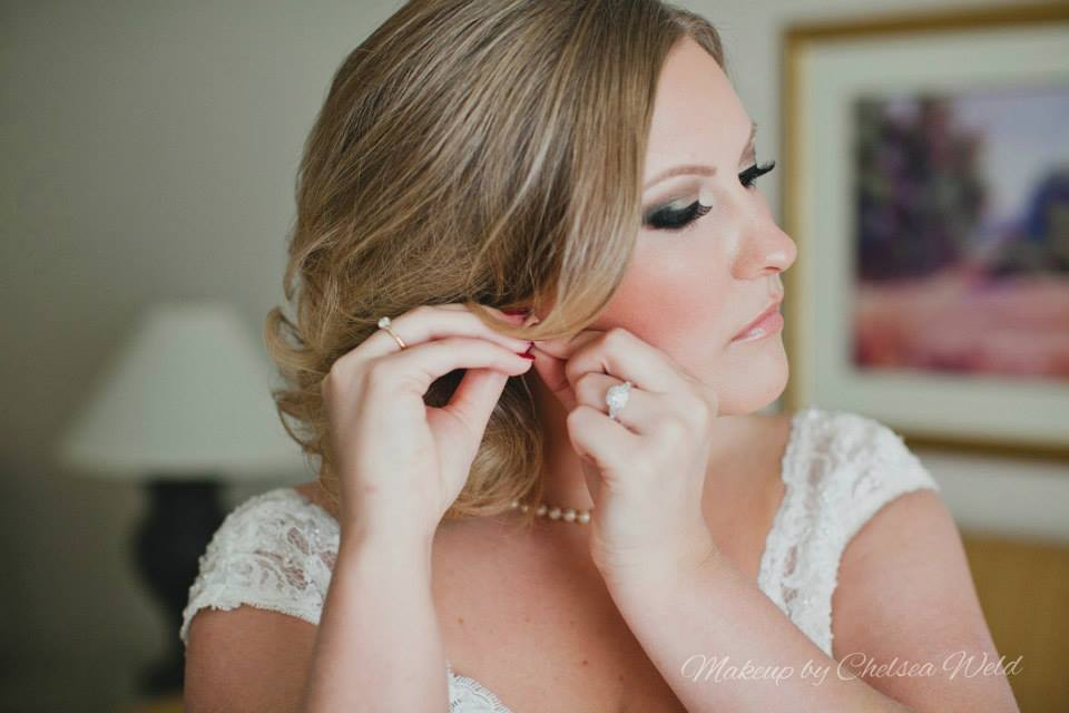 Redding Bridal Show | Makeup By Chelsea Weld