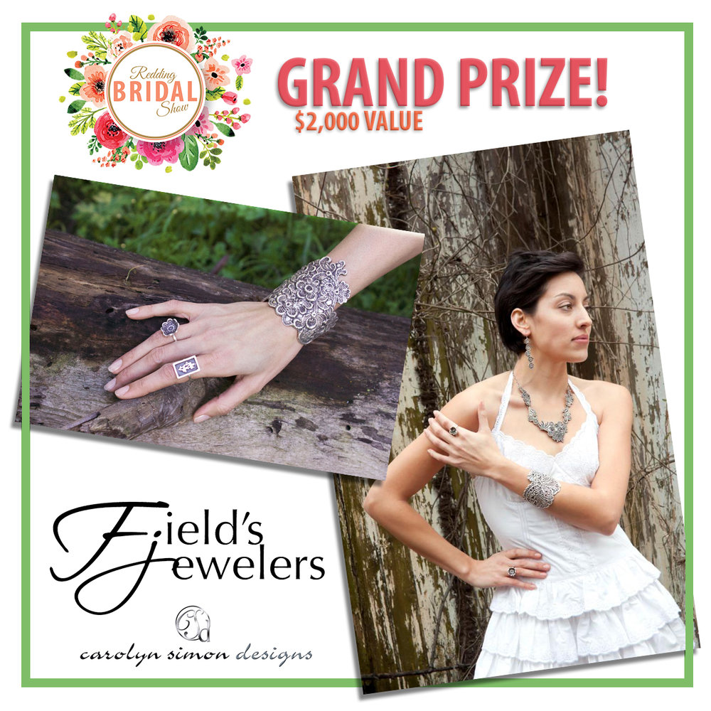 Fields Jewelers | Redding Bridal Show