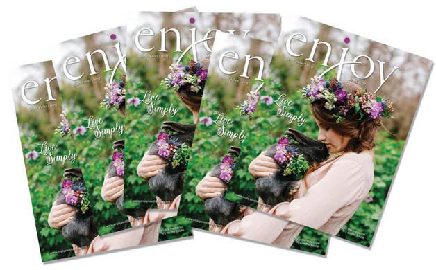 ENJOY MAGAZINE | REDDING BRIDAL SHOW