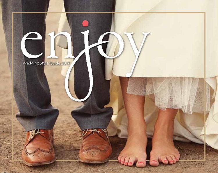 ENJOY MAGAZINE • REDDING BRIDAL SHOW