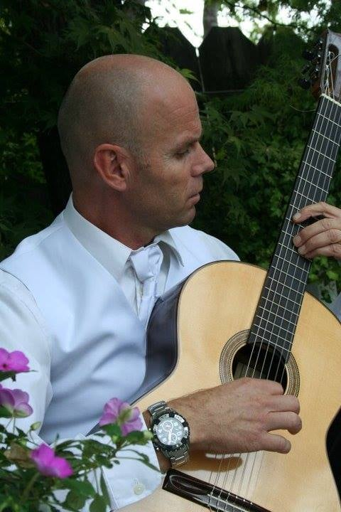 Classical Guitarist Darold Turner | Redding Bridal Show